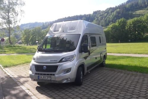 Wohnmobil mieten in Oberstaufen von privat | Knaus Solution