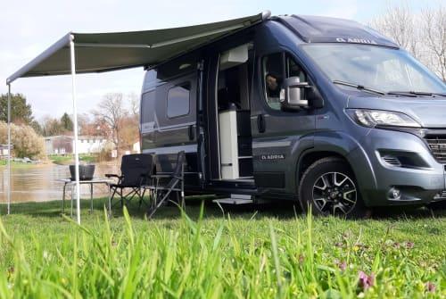 Wohnmobil mieten in Bad Oeynhausen von privat | ADRIA Buddy2020