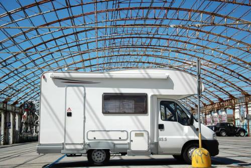 Wohnmobil mieten in Berlin von privat | SEA (FIAT) BellaCasa