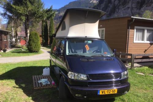 Wohnmobil mieten in Harderwijk von privat | Vw T4