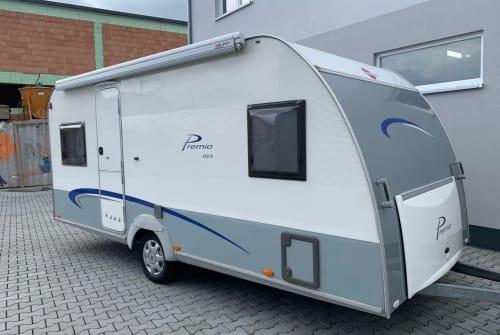 Wohnmobil mieten in Ladenburg von privat | Bürstner Bürstner