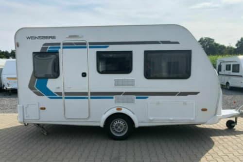 Wohnmobil mieten in Oer-Erkenschwick von privat | Weinsberg Cara