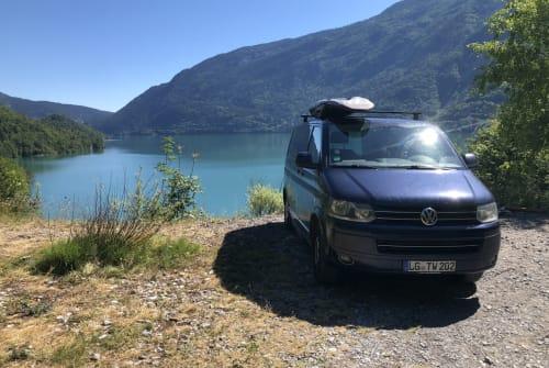 Wohnmobil mieten in München von privat | Volkswagen  Eddie