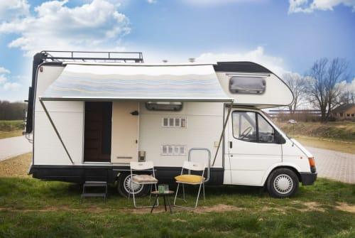 Wohnmobil mieten in Alkmaar von privat | Ford Koel camper