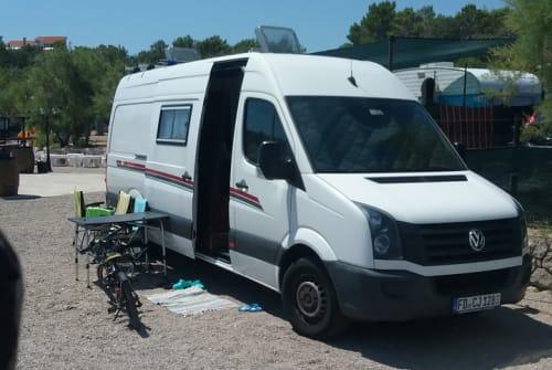 Wohnmobil mieten in Fulda von privat | VW  Camper