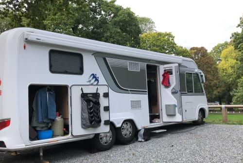 Wohnmobil mieten in Bad Segeberg von privat | Knaus  Glamper
