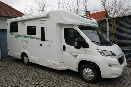 Wohnmobil mieten in Zapfendorf von privat | Euramobil/Foster Schmucki