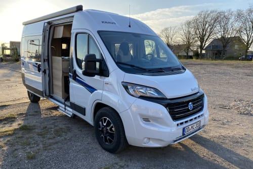 Wohnmobil mieten in Schwerin von privat | Knaus Fiete