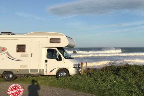 Wohnmobil mieten in Santa Cruz de Tenerife von privat | Dethleffs (FIAT) DETHLEFFS