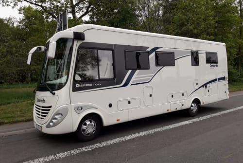 Wohnmobil mieten in Duderstadt von privat | Concorde  Charly