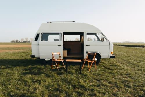 Wohnmobil mieten in Leeuwarden von privat | VW Volkswagen T3