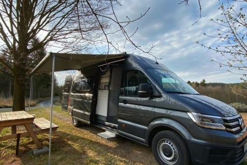 Wohnmobil mieten in Dresden von privat | VW Grandcamper