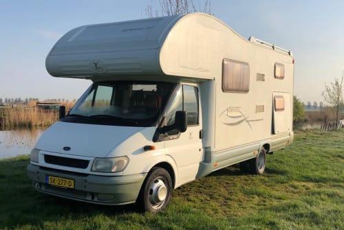Wohnmobil mieten in Maarssen von privat | Rimor Family Fun