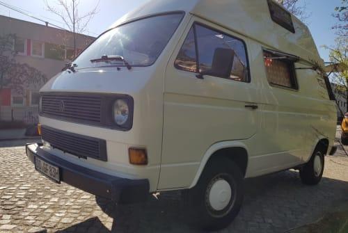 Wohnmobil mieten in Dresden von privat | VW Ferdinand