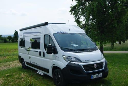 Wohnmobil mieten in Sachsenheim von privat | Pössl Summer Summit