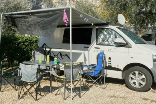 Wohnmobil mieten in Anröchte von privat | VW T5  Familiencamper