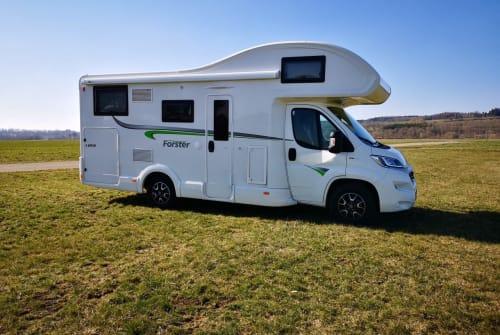 Wohnmobil mieten in Bad Saulgau von privat | Forster Leo