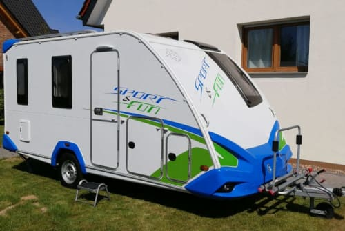 Wohnmobil mieten in Geseke von privat | Knaus Räubertochter