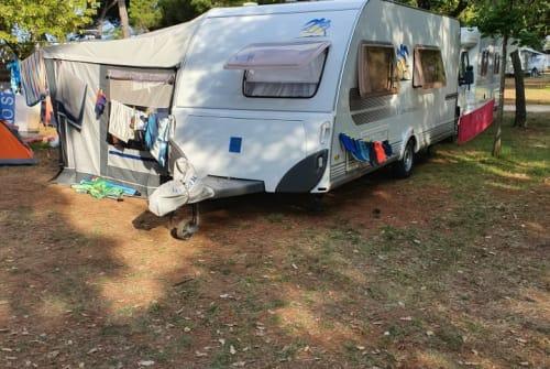 Wohnmobil mieten in Bönnigheim von privat | Knaus Family Camper