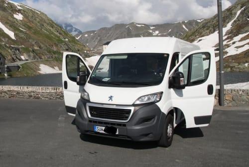 Wohnmobil mieten in Schweighofen von privat | Peugeot Motorrad Franzl
