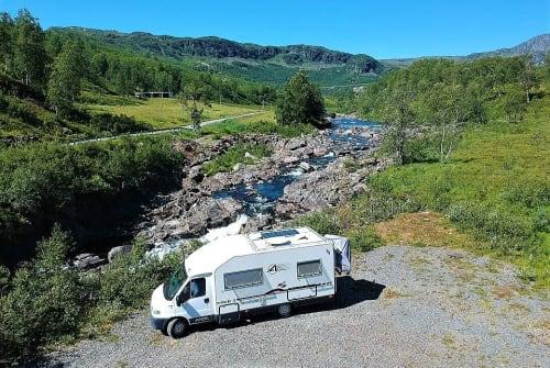 Wohnmobil mieten in Someren von privat | Arca Ideale Camper