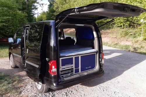 Wohnmobil mieten in Bad Herrenalb von privat | Nissan MiniCamper