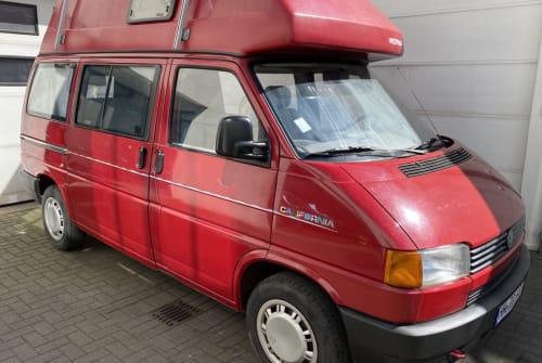 Wohnmobil mieten in Hamburg von privat | VW T4  Wolf-2