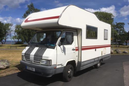 Wohnmobil mieten in Zwickau von privat | Nissan  Camper