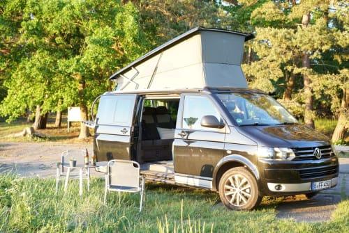 Wohnmobil mieten in Berlin von privat | VW Mira