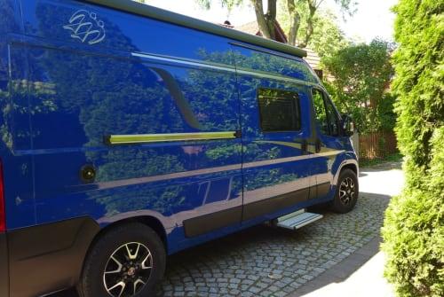 Wohnmobil mieten in Geltendorf von privat | Knaus Blaue Reise