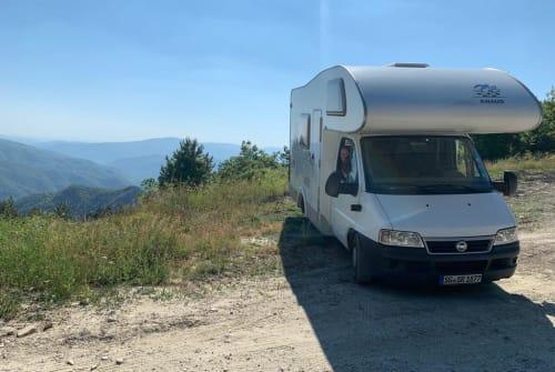 Wohnmobil mieten in Solingen von privat   Knaus Tardis - Knaus
