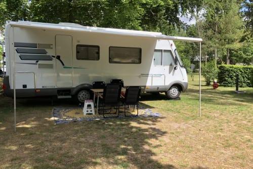 Wohnmobil mieten in Haarlem von privat | Hymer Hymer B 684