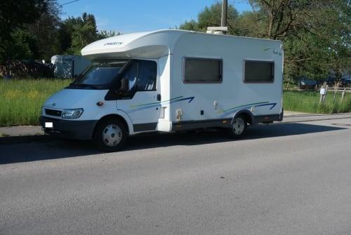 Wohnmobil mieten in Kolbermoor von privat | Chausson Flash 06