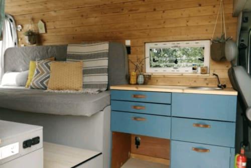Wohnmobil mieten in Reek von privat | Nissan Freja