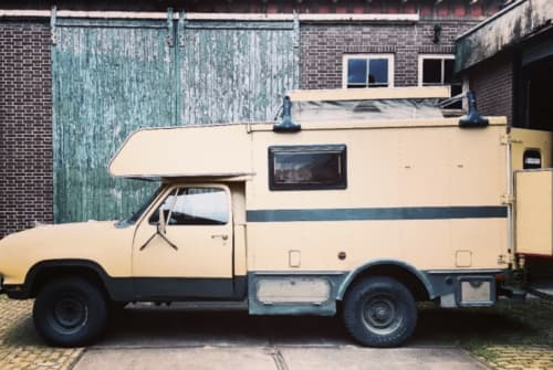 Wohnmobil mieten in Arnhem von privat   Dodge Dodgie