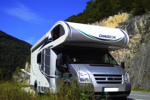 Wohnmobil mieten in Groß Teetzleben von privat | Chausson 'Schnipo' M-V