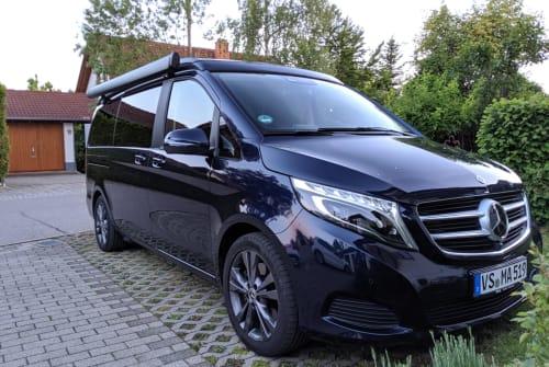 Wohnmobil mieten in Ulm von privat | Mercedes-Benz  Marco Polo