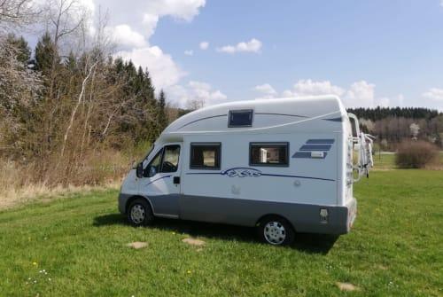 Wohnmobil mieten in Bobingen von privat | Hymer Exsis