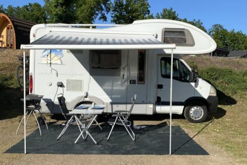 Wohnmobil mieten in Hürth von privat | Knaus Corinna