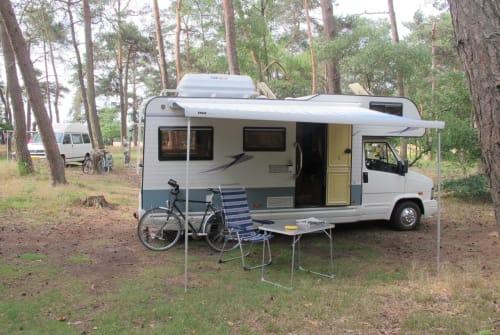 Wohnmobil mieten in Den Haag von privat   Peugeot TokoH