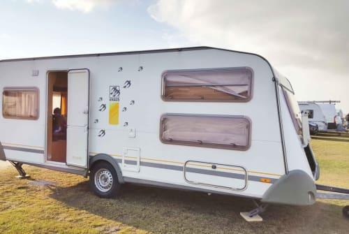 Wohnmobil mieten in Wipperfürth von privat | Knaus Knaus Südwind