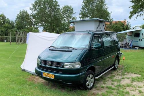 Wohnmobil mieten in Utrecht von privat   VW Luxe VW T4 TDI