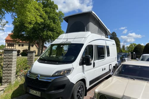 Wohnmobil mieten in Kuhlen-Wendorf von privat | Pössl Der Pössl