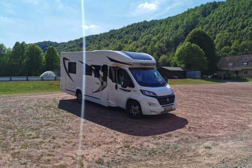 Wohnmobil mieten in Ludwigswinkel von privat | Chausson Welli