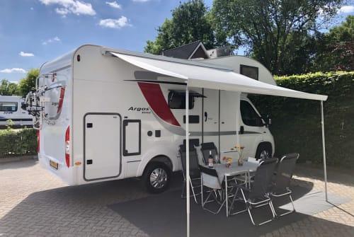 Wohnmobil mieten in Hedel von privat | Bürstner Ooit is Nu!