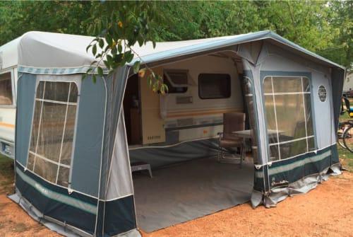 Wohnmobil mieten in Halstenbek von privat | Knaus Knaus Südwind
