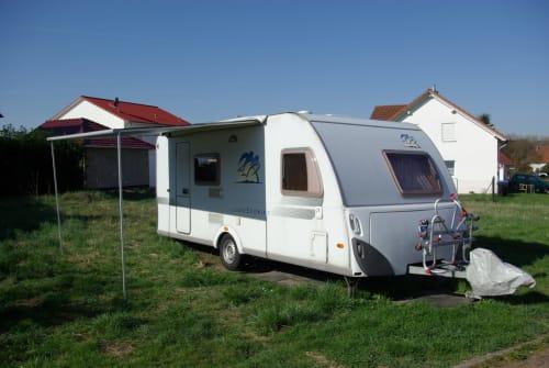 Wohnmobil mieten in Mandelbachtal von privat | Knaus Knaus Südwind