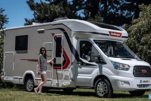 Wohnmobil mieten in Lörrach von privat | Ford Loser 358 ID3