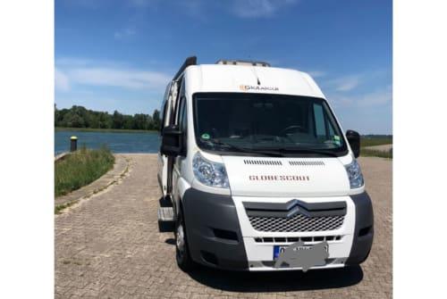 Wohnmobil mieten in Hohberg von privat | Pössl Globecar Runner
