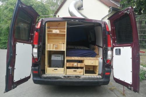 Wohnmobil mieten in Wiesbaden von privat | Mercedes Frida